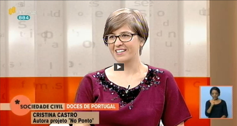 imprensa TV © RTP 2 Sociedade Civil